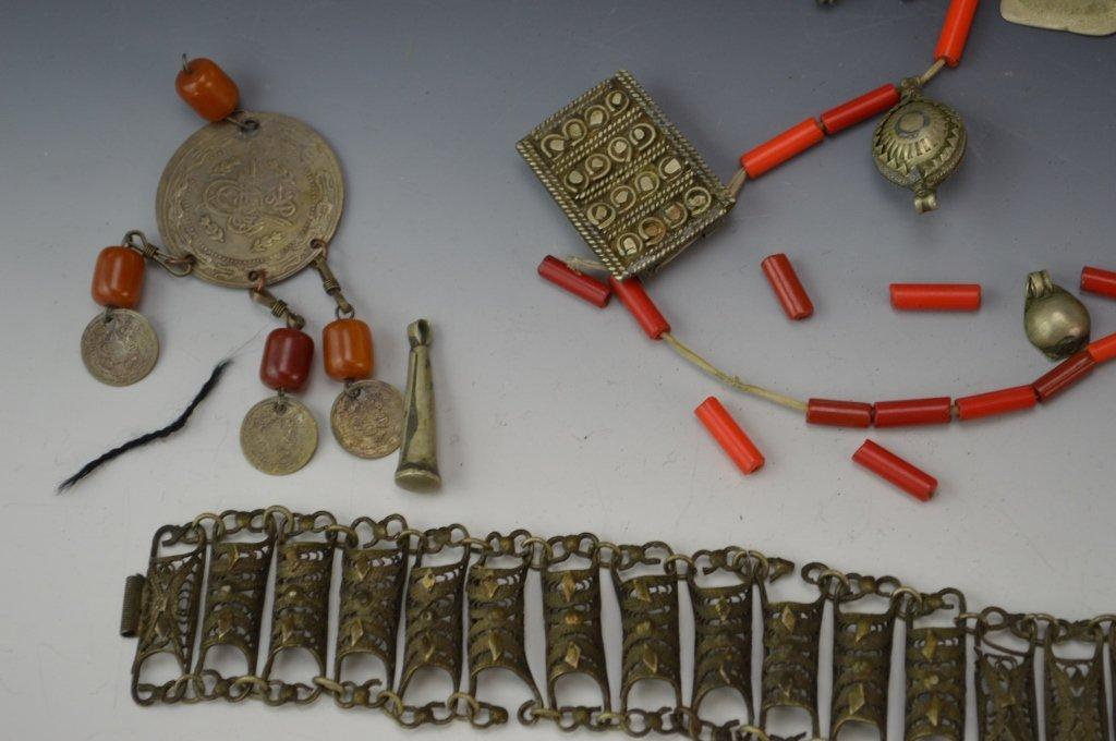 Persian or Ottoman Jewelry Lot - 4
