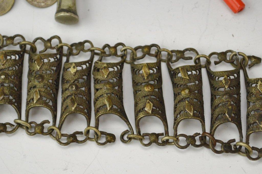 Persian or Ottoman Jewelry Lot - 5