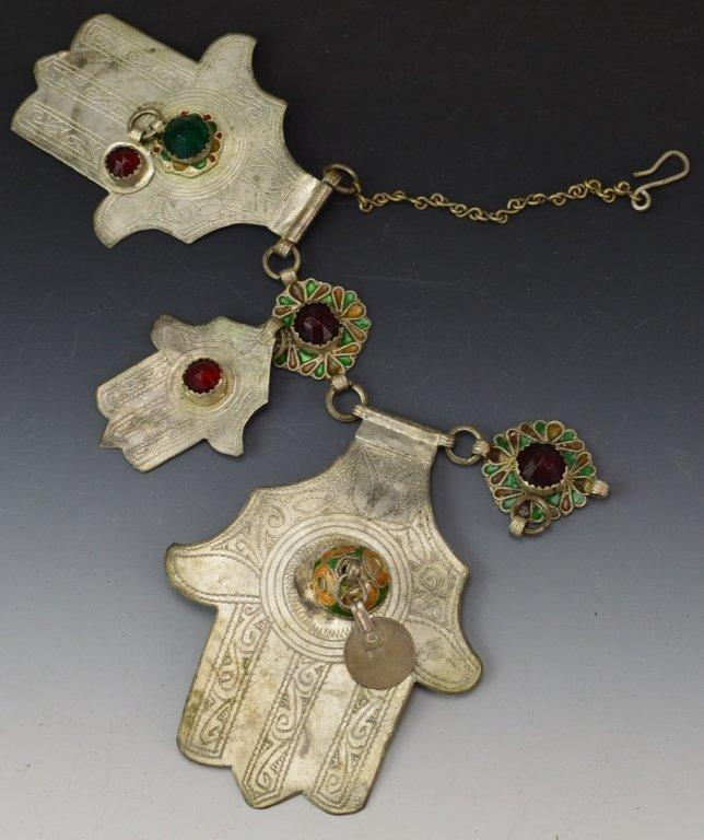 Persian or Ottoman Jewelry Lot - 6