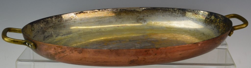 Joseph Heinrichs Copper Cookware Paris NY