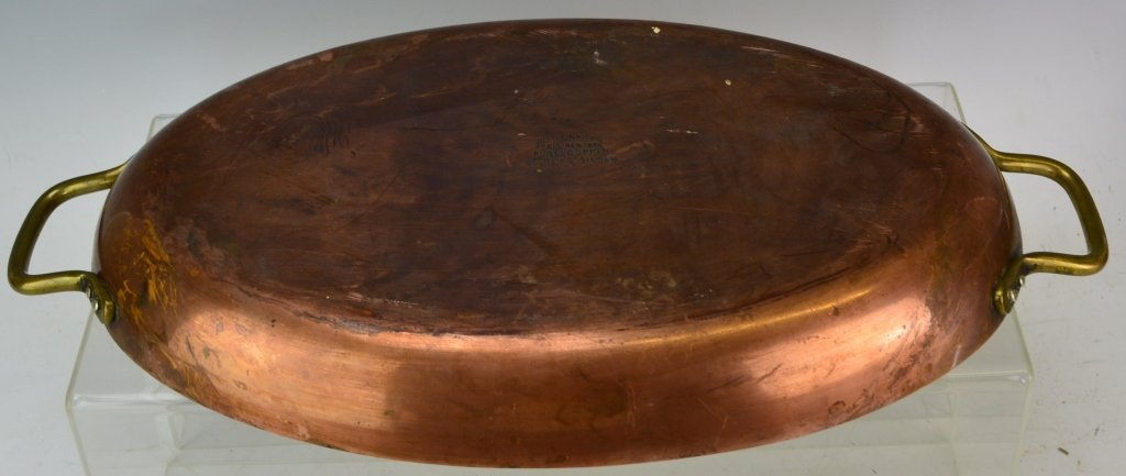 Joseph Heinrichs Copper Cookware Paris NY - 3