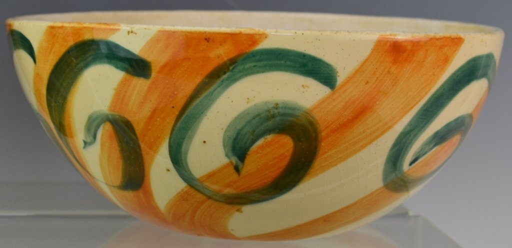 Lieberman Decorated Pottery Grouping - 2