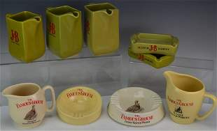 Wade Porcelain Grouping