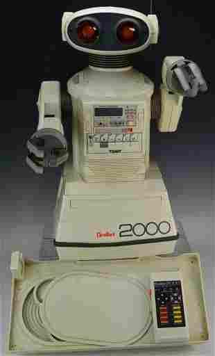 Omnibot 2000 Robot