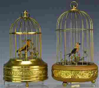 Griesbaum Ken-D Mechanical Automaton Birdcage