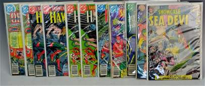 DC Silver and Bronze Age Comic Book Grouping
