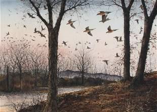 David A. Hagerbaumer (1921-2014) Beech Grove -