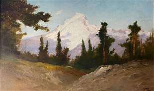 John Fery (1859-1934), Mount Baker