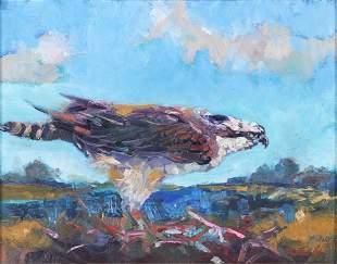 David Lazarus (b. 1952), Osprey