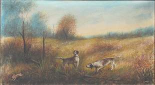 William C. (Willie) Ousley (1866-1953), Bird Dogs and