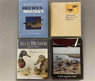 Nine Books on Decoys