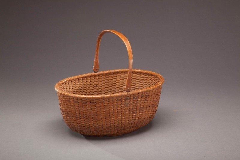 107: Nantucket Lightship Basket