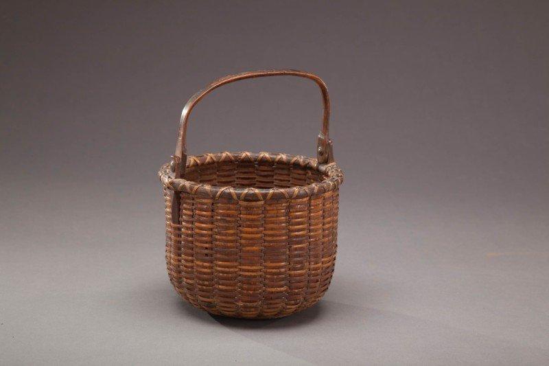 108: Nantucket Lightship Basket