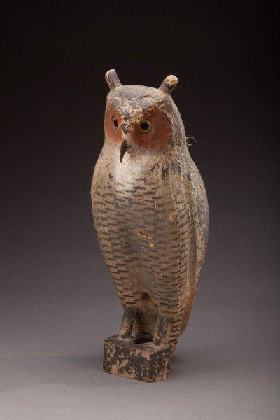 111: Great Horned Owl