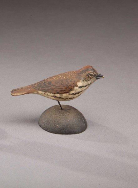 192: Miniature Oven Bird
