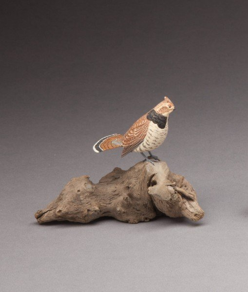212: Miniature Ruffed Grouse