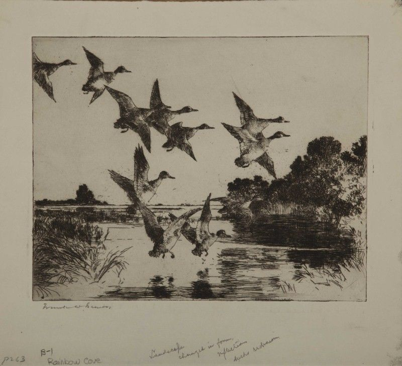 342: Frank Weston Benson (1862-1951)