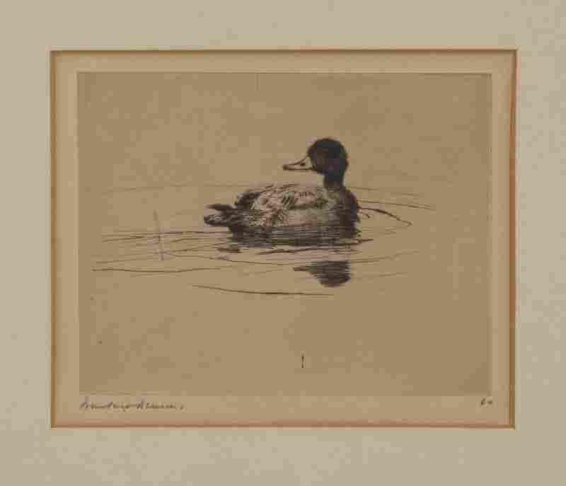 384: Frank Weston Benson (1862-1951)