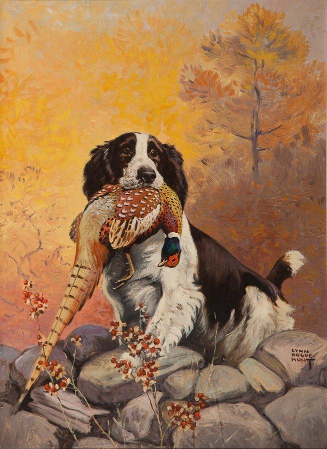 1: Lynn Bogue Hunt (1878-1960)