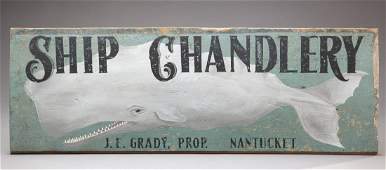 256: Ship Chandlery Sign