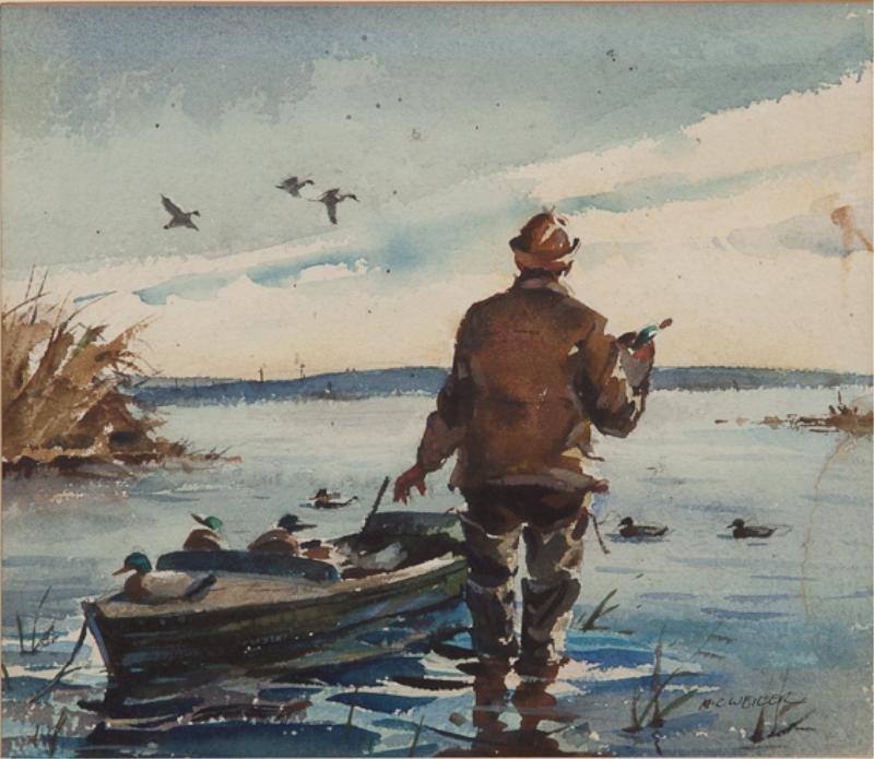11: Milton C. Weiler (1910-1974)