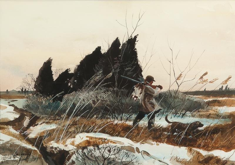 14: Chet Reneson (b. 1934)