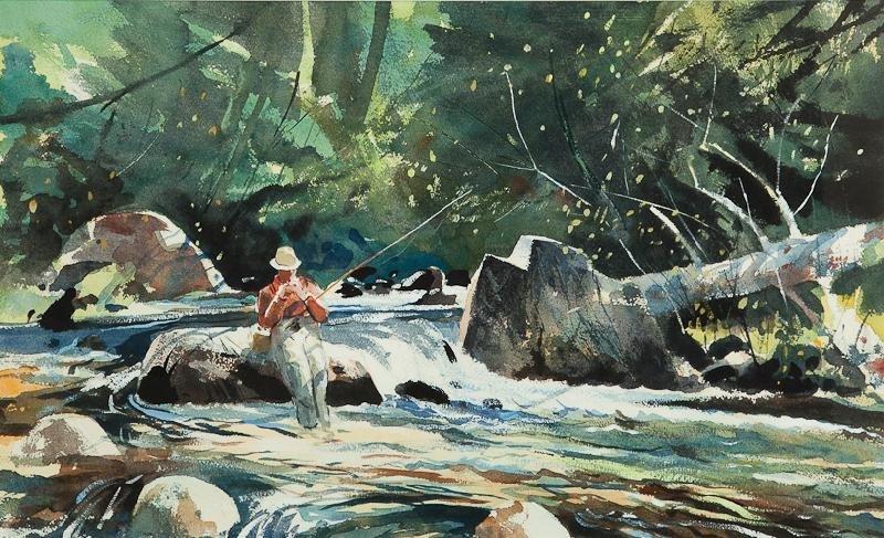 15: Chet Reneson (b. 1934)