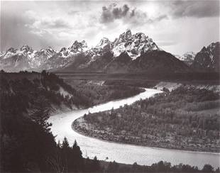 38: Ansel Adams (1902-1984)
