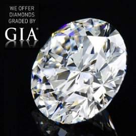 5.64 ct, Color D/FL, Round cut Diamond