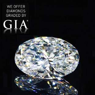 201 ct Color DVS2 Oval cut Diamond