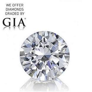 153 ct Color DVS2 Round cut Diamond