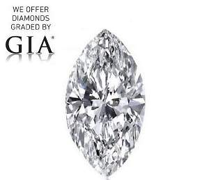 151 ct Color DIF Marquise cut Diamond