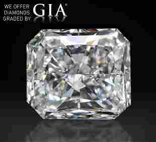 108 ct Color GVS2 Radiant cut Diamond