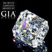 5.01 ct, Color E/VS2, Emerald cut Diamond