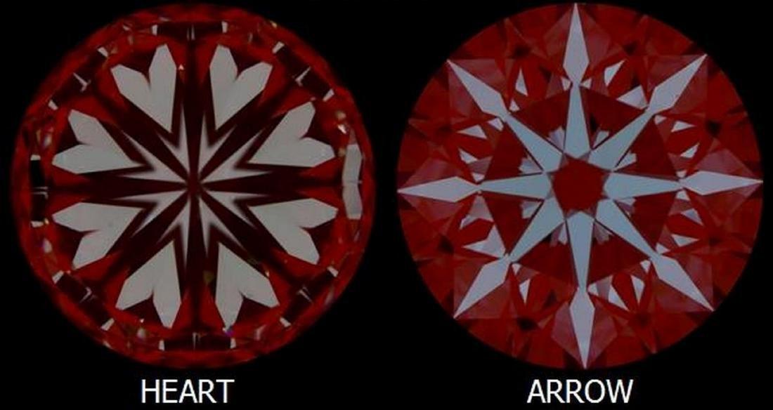 2.29 ct, Color E/IF, Round cut Diamond - 3