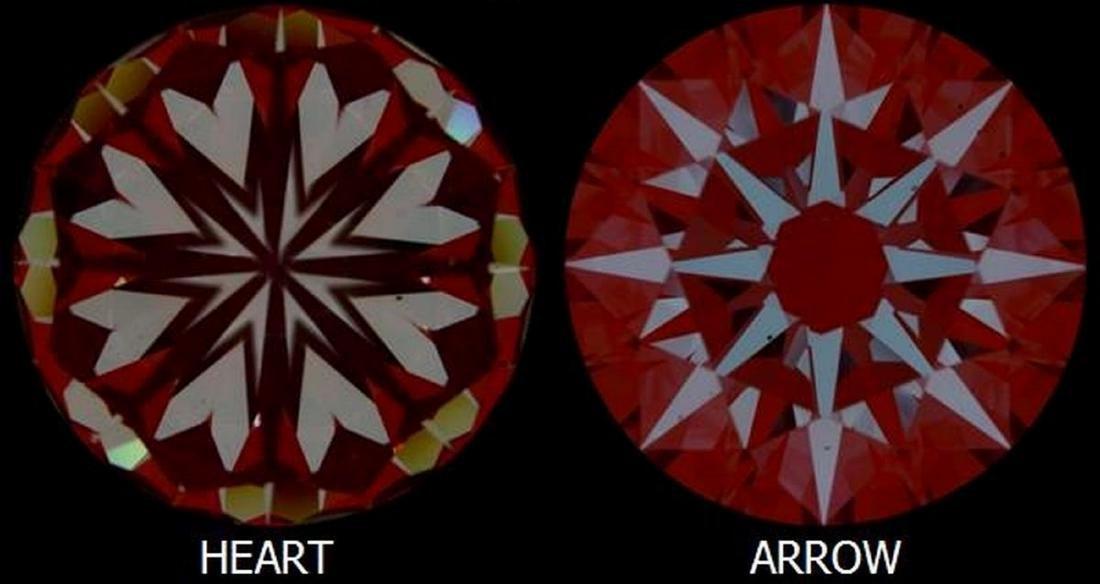 4.01 ct, Color I/VS1, Round cut Diamond - 3