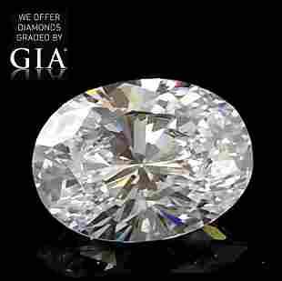 405 ct Color DVS2 Oval cut Diamond