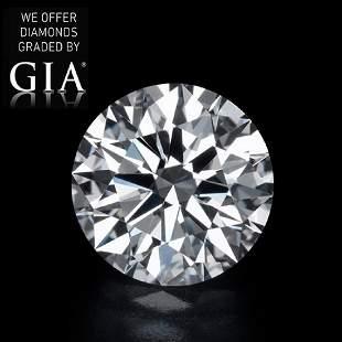 402 ct Color IVVS2 Round cut Diamond