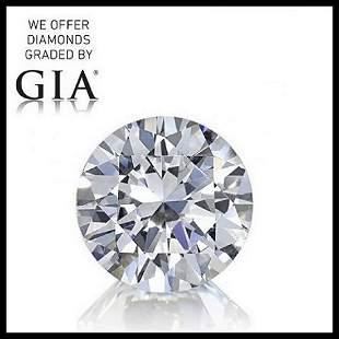 201 ct Color DVS1 Round cut Diamond