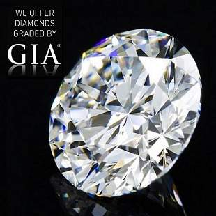 301 ct Color IVS2 Round cut Diamond