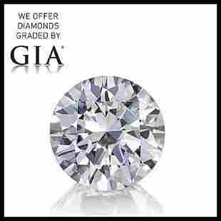 100 ct Color GIF Round cut Diamond