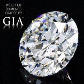 8.82 ct, Color D/FL, Round cut Diamond