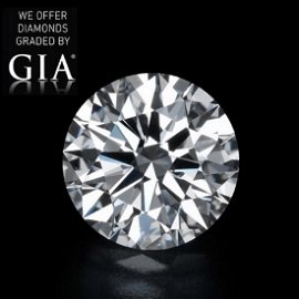 10.76 ct, Color E/FL, Round cut Diamond