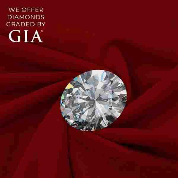 1.02 ct, Color F-VVS2, Oval cut Diamond