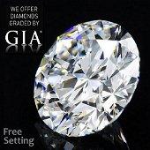 10.73 ct, Color E/VVS2, Round cut Diamond