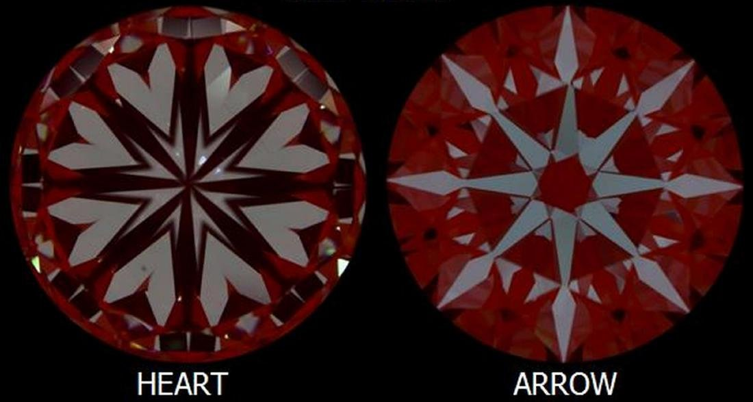 3.02 ct, Color G/VVS1, Round cut Diamond - 4