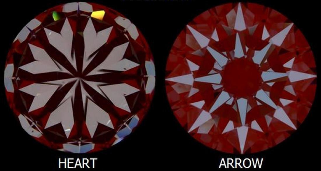 3.01 ct, Color G/VS1, Round cut Diamond - 4