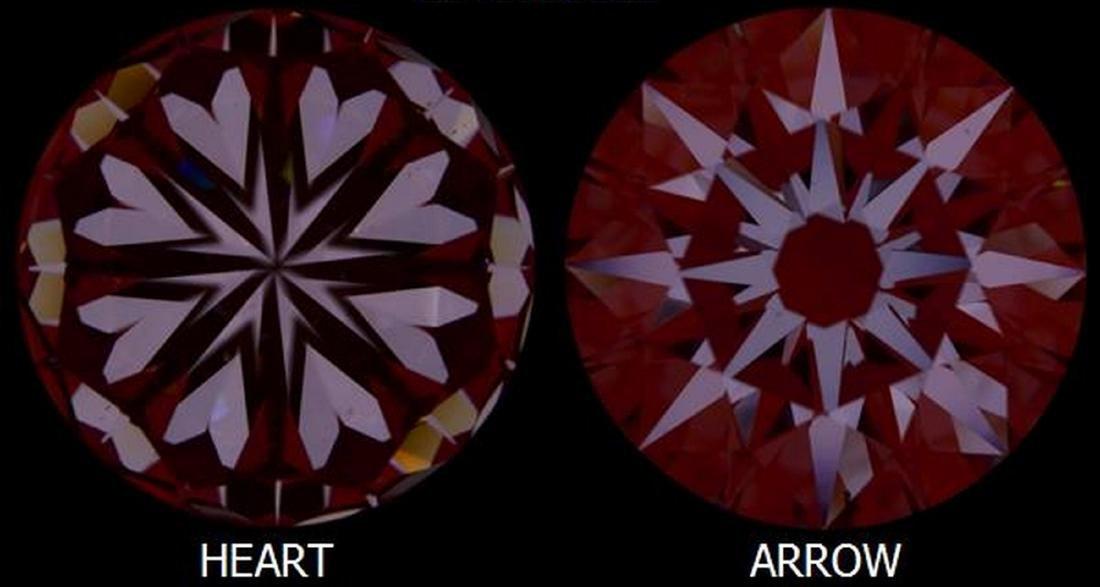 3.23 ct, Color G/VS2, Round cut Diamond - 4
