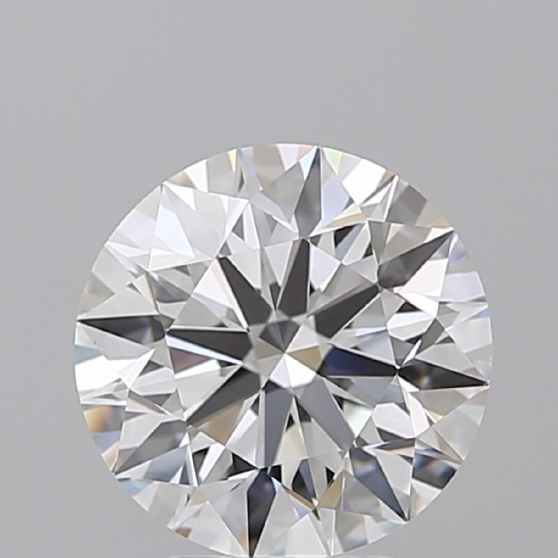 6.37 ct Round cut Diamond Pair - 2