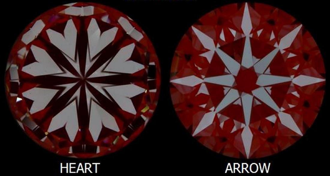 4.02 ct Round cut Diamond Pair - 6